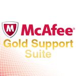McAfee Gold Software Support & RMA Hardware Support - Extended service agreement - replacement - 1 year - shipment - SBD - Associate - for P/N: EVP-5206C1A