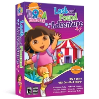 Nova Dora The Explorer Lost & Found Adventure