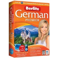 Nova Development 40346 Berlitz German Premier Software