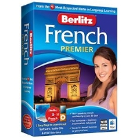 Nova Development 40342 Berlitz French Premier Software
