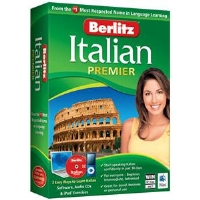 Nova Development 40344 Berlitz Italian Premier Software