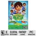 Nickelodeon Go Diego Go! Ultimate Rescue League Edutainment Video Game - PC Game, ESRB: E