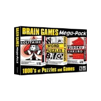 CSDC OnHand Software Brain Games Mega Pack 8031424 PC Software