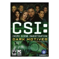 Encore 8015791 CSI Dark Motives PC Software