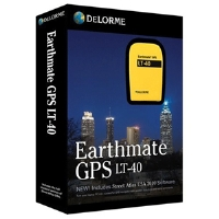 Delorme Earthmate LT-40 Laptop GPS Receiver