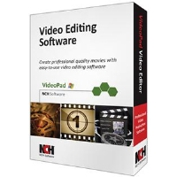 NCH VideoPad Video Editor Software - Edit And Import Videos