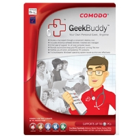 Comodo GeekBuddy Service - Remote Support For PC Problems, Includes AntiVirus Software