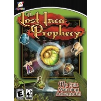 eGames The Lost Inca Prophecy PC Software - Explore Ancient Civilization, Hunt for Hidden Artifacts