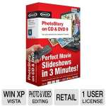 Magix Photostory On CD & DVD 9 Software - Import Photos and Videos