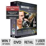Serif MoviePlus X3 Student & Teacher Software - For Windows