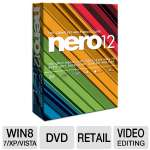 Nero 12 Software - Video Editing, Burning and Backup