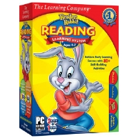 The Learning Company Reader Rabbit Reading Learning System