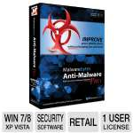 Malwarebytes Anti-Malware 2013 Software - 1 User (8106637)