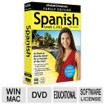 Instant Immersion Spanish Family Edition - Levels 1, 2, & 3, Interactive DVD, 12 Hours Of Audio, Pocket Phrase Guide - 8115434