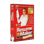 Resumemaker Professional Deluxe 18 (CS) - Professional Sample Resume, Step-by-Step Resume Guide, Import Your LinkedIn� Profile, Prepare For Interviews, Prepare For Salary Negotiations - 8113068