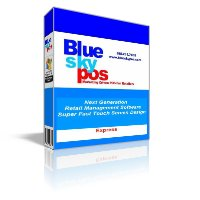 BLUE SKY POS 3.7 WITH CREDIT CARD PROCESSING