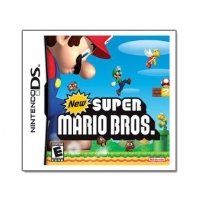 New Super Mario Bros DS Game