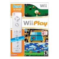 Wii Play with Wii Remote (Includes Gel Jacket)