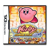 Kirby Super Star Ultra - Nintendo DS (NDS) Game
