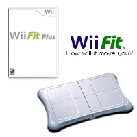 Wii Fit Plus with Balance Board Bundle - Nintendo Wii, ESRB: E