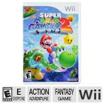 Nintendo Super Mario Galaxy 2 Action Video Game - Nintendo Wii, ESRB: E