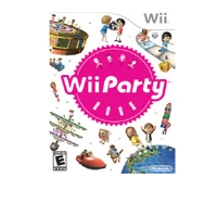 Nintendo Wii Party Video Game - Nintendo Wii, ESRB: E