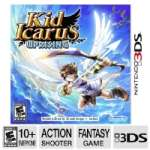 Nintendo Kid Icarus Uprising Shooter Video Game - Nintendo 3DS, ESRB: E10+