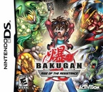 BAKUGAN:RISE OF THE RESISTANCE