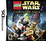 LEGO STAR WARS COMPLETE SAGA