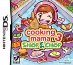 COOKING MAMA 3:SHOP AND CHOP