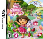 DORA THE EXPLORER DORAS BIG BIRTHDAY ADVENTURE