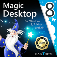 MAGIC DESKTOP 8 - LIFETIME LICENSE