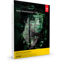 ADOBE DREAMWEAVER CS6 - STUDENT AND TEACHER EDITIO
