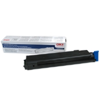 OKI 43979101 B410b Black Toner Cartridge - 3,500 Page Yield