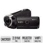 Sony 9.2MP FULL HD 60P CAMCORDER REFURB