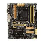 Asus A88X-PRO - Motherboard - ATX - Socket FM2+ - AMD A88X - USB 3.0 - Gigabit LAN - onboard graphics (CPU required) - HD Audio (A88X-PRO)