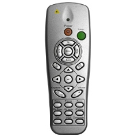 The Optoma BR-3029 remote control is built for durability and performance you can rely on for years of use.