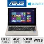 "ASUS Q200E 11.6"" Core i3 500GB HDD Notebook"