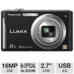 Panasonic Lumix DMC-FH24 Digital Camera REFURB