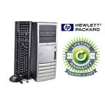 HP Compaq Desktop Intel Core 2 Duo 1.8GHz 2GB RAM 80GB HDD Win 7 Professional Refurbished, Pre-Installed Microsoft Office 30 day free trial, LIFETIME WARRANTY-RB-813403019988
