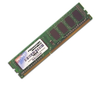 Patriot PSD34G13332 Signature 4GB PC10600 DDR3 Desktop Memory Upgrade - 1333MHz, 1x4096MB, CL9, Non-ECC, Unbuffered