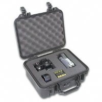 Pelican Products Protector Case 1400 with Pick 'N Pluck Foam - Case - ultra high-impact copolymer - (1400-000-110)