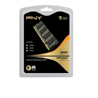 PNY 1024MB PC2700 DDR 333MHz SODIMM Laptop Memory 