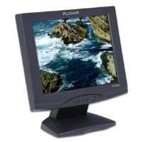 "Planar PT1500M / 15"" / 16ms / 400:1 / XGA 1024 x 768 / Black / Touch Screen LCD with Speakers"