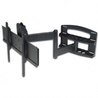 Articulating Wall Arm for 37-60&quot;  Plasma and LCD - Black