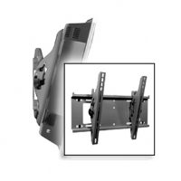 "Peerless Universal Tilt SmartMount for 23-46"" Black"