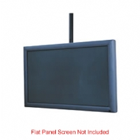 Peerless PLCM-UNL-CP Ceiling Mount for 32&quot; - 60&quot; Black