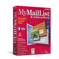 MYMAILLIST AND ADDRESS BOOK