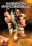 MISSION IMPOSSIBLE-1ST SEASON COMPLETE (DVD/7 DISC