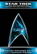 STAR TREK NEXT GENERATION MOTION PICTURE COLLECTIO